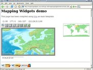 Demo page for mappingwidgets using an overviewmap widget.
