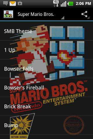 8-bit Super Mario Sounds download   SourceForge net