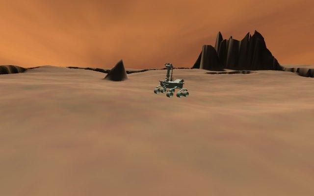 mars rover simulator - photo #23