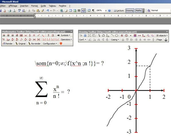 Populaire Fast Math Formula Editor for MS Word download | SourceForge.net OJ18