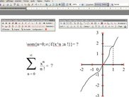 Math and Drawing toolbars in action! Download the Demo also!