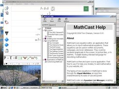 Working with MathCast