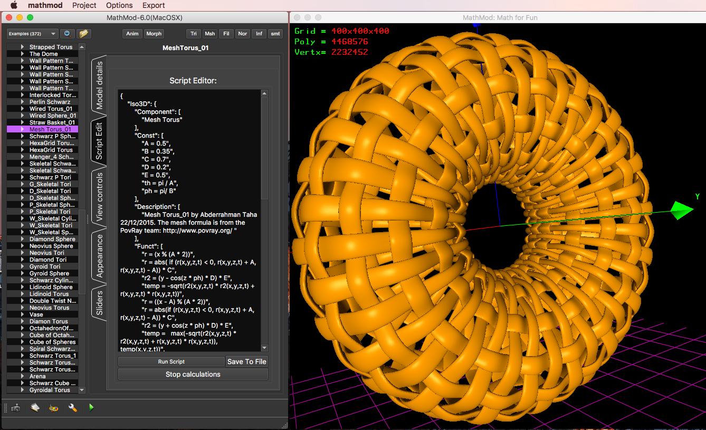 MathMod download | SourceForge net