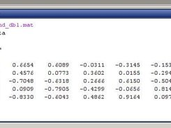 Reading a LabVEW-generated MAT-File in MATLAB.