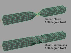 Dual Quaternion Skinning Maya Plugin download | SourceForge net