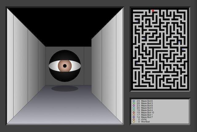 Maze War SVG download | SourceForge net