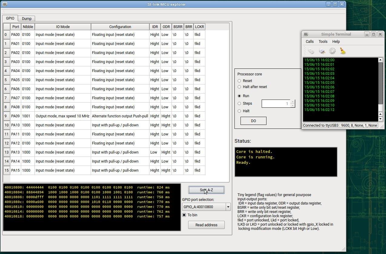 MCU live explorer download | SourceForge net