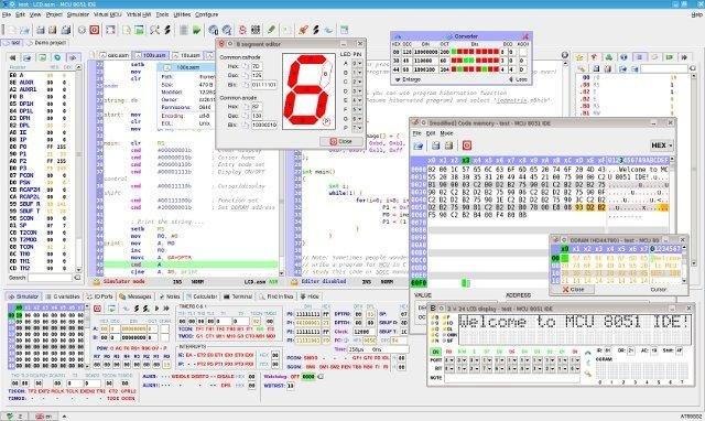 MCU 8051 IDE download | SourceForge net