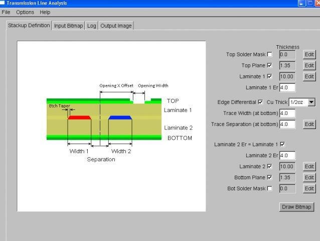 Multiple dielectric impedance calculator download