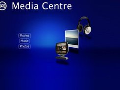 Front Page of MediaCentre