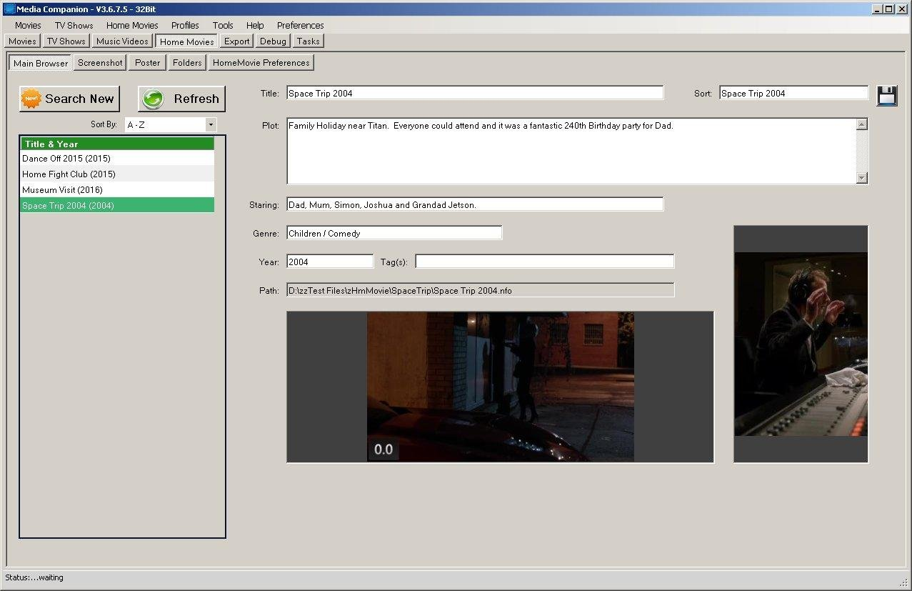 Media Companion download | SourceForge net