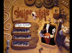 Skullmonkeys, for the Sony PlayStation