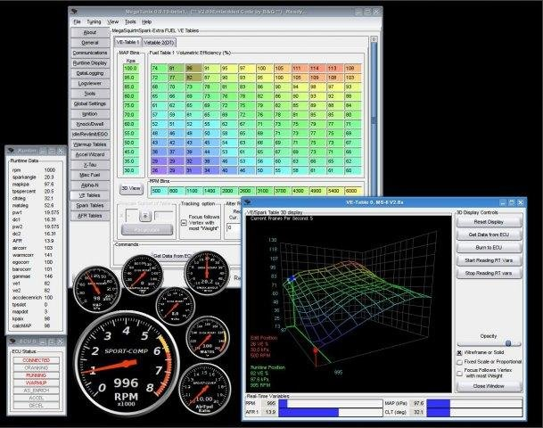 MegaTunix Tuning Software download | SourceForge net
