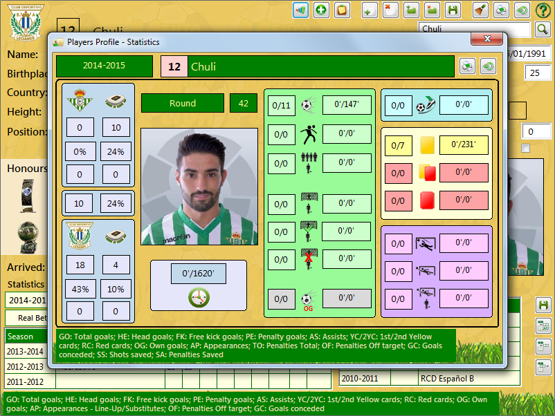 MentoLiga screenshot