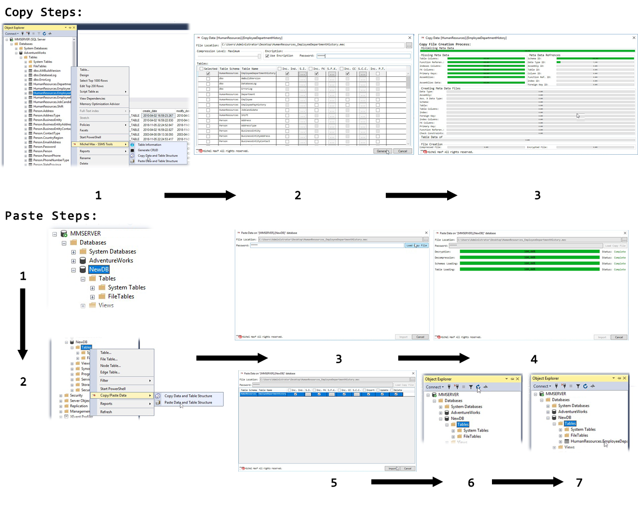 Michel Max - SSMS Tools 2012 download   SourceForge net