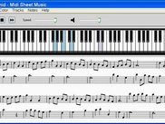 MidiSheetMusic-2.2 screenshot