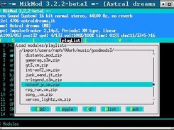Mikmod Sound System download | SourceForge net