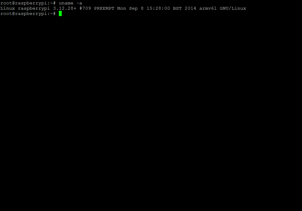 MINIBIAN image for Raspberry Pi download | SourceForge net