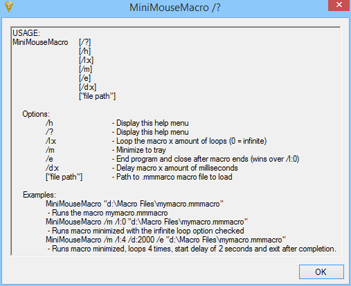 mini mouse macro for mac