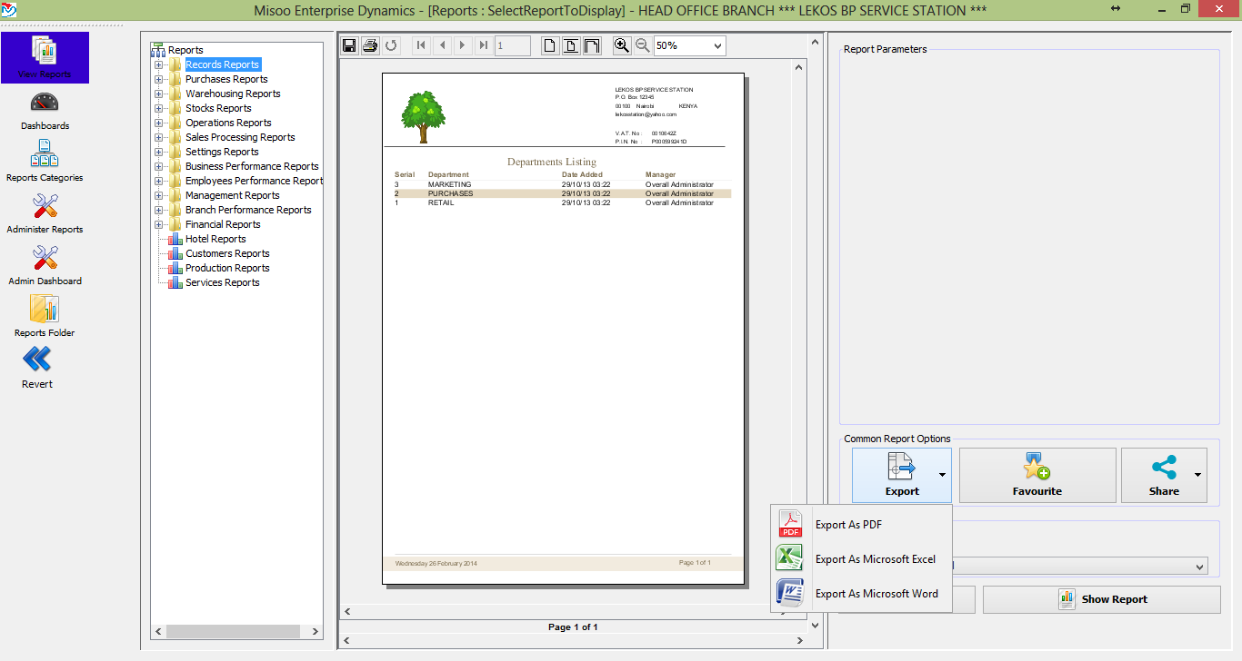 Misoo Retail Management System with POS download | SourceForge net
