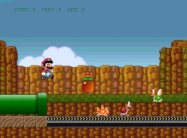Mega Mario download | SourceForge net