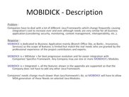 Mobidick - Description