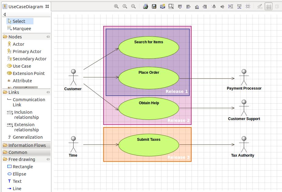 WatFile.com Download Free Modelio - Modeling environment (UML) download | SourceForge net