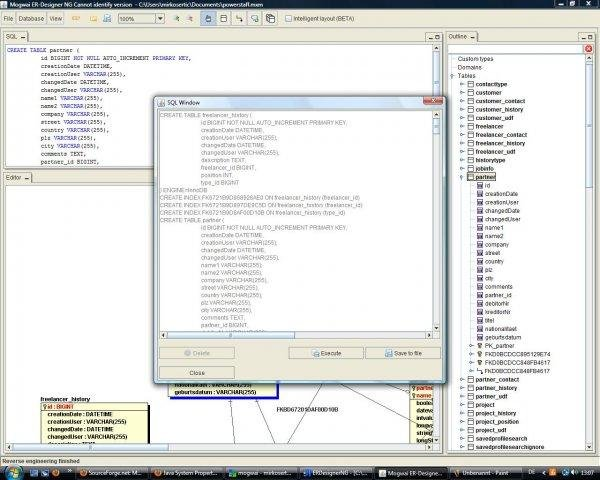 MOGWAI ORG POSTGRESQL DRIVERS WINDOWS XP