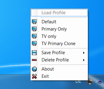Monitor Profile Switcher download | SourceForge net