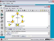 3 The selected model open in the Graph Editor