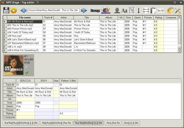 MP3 Diags download | SourceForge net