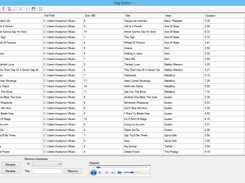 Mp3 Tag Editor download   SourceForge net