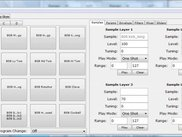 On Vista - PGM Program Editor - 16 pads layout