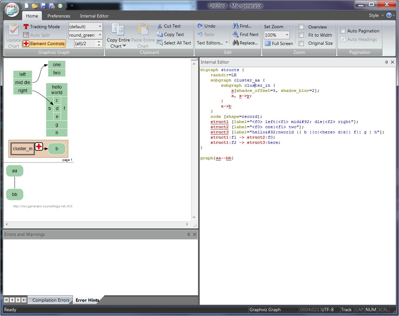 Msc-generator download | SourceForge net