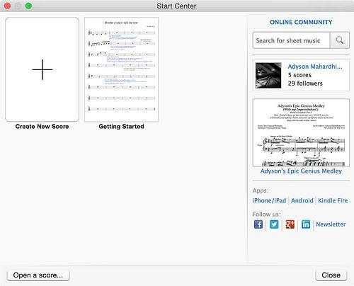 WatFile.com Download Free MuseScore download | SourceForge net