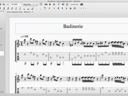Tablature in MuseScore 2.0