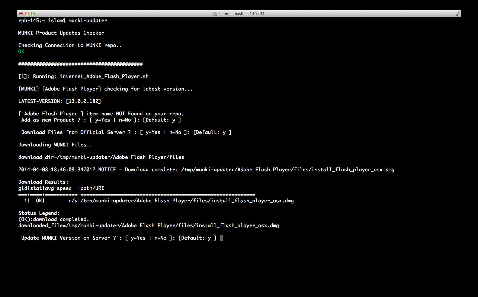 munki updater download   SourceForge net