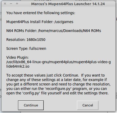 Mupen64Plus-PyTK download | SourceForge net