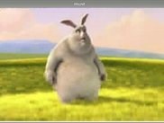 "Screenshot 1 of ""must"" version 0 playing Big Buck Bunny"