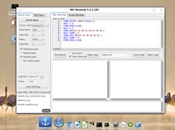Muterm in Linux Mint