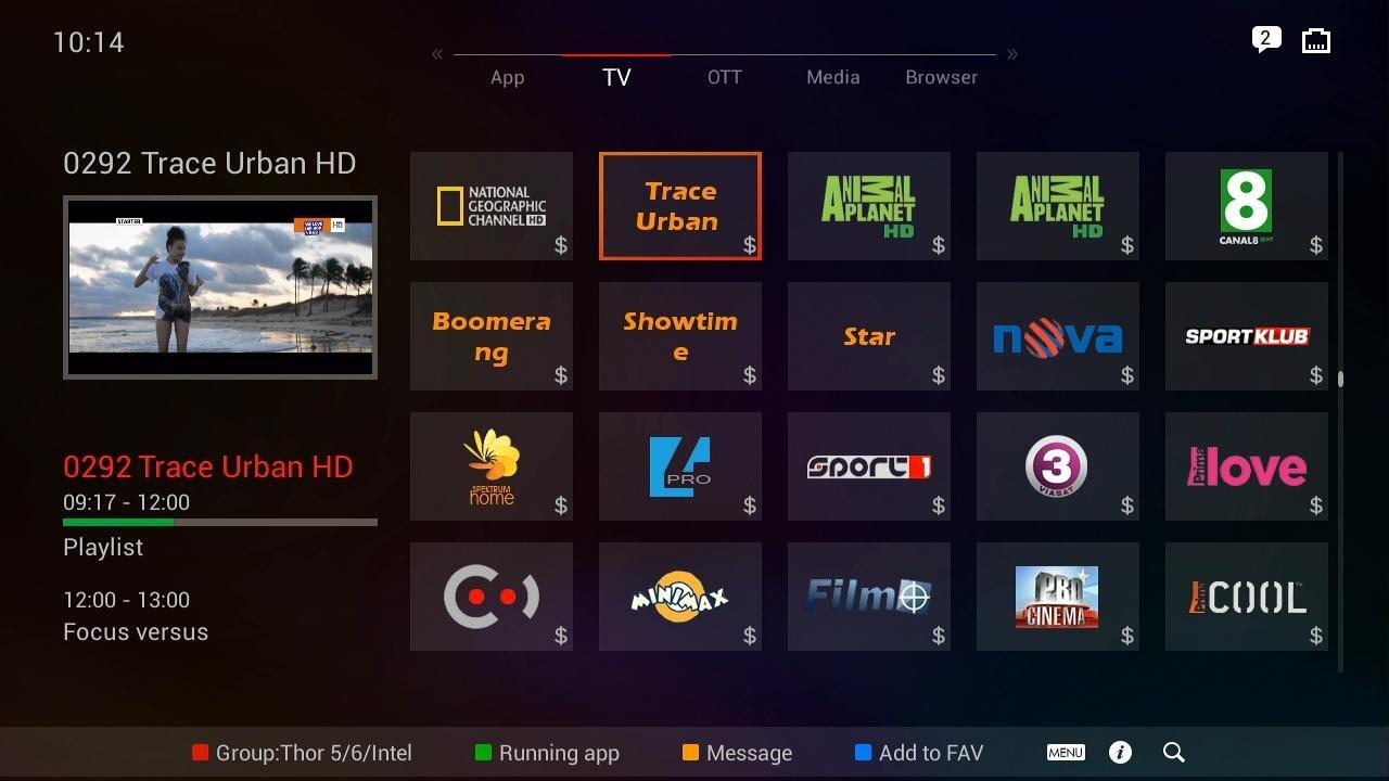 mySATBOX TV download | SourceForge net