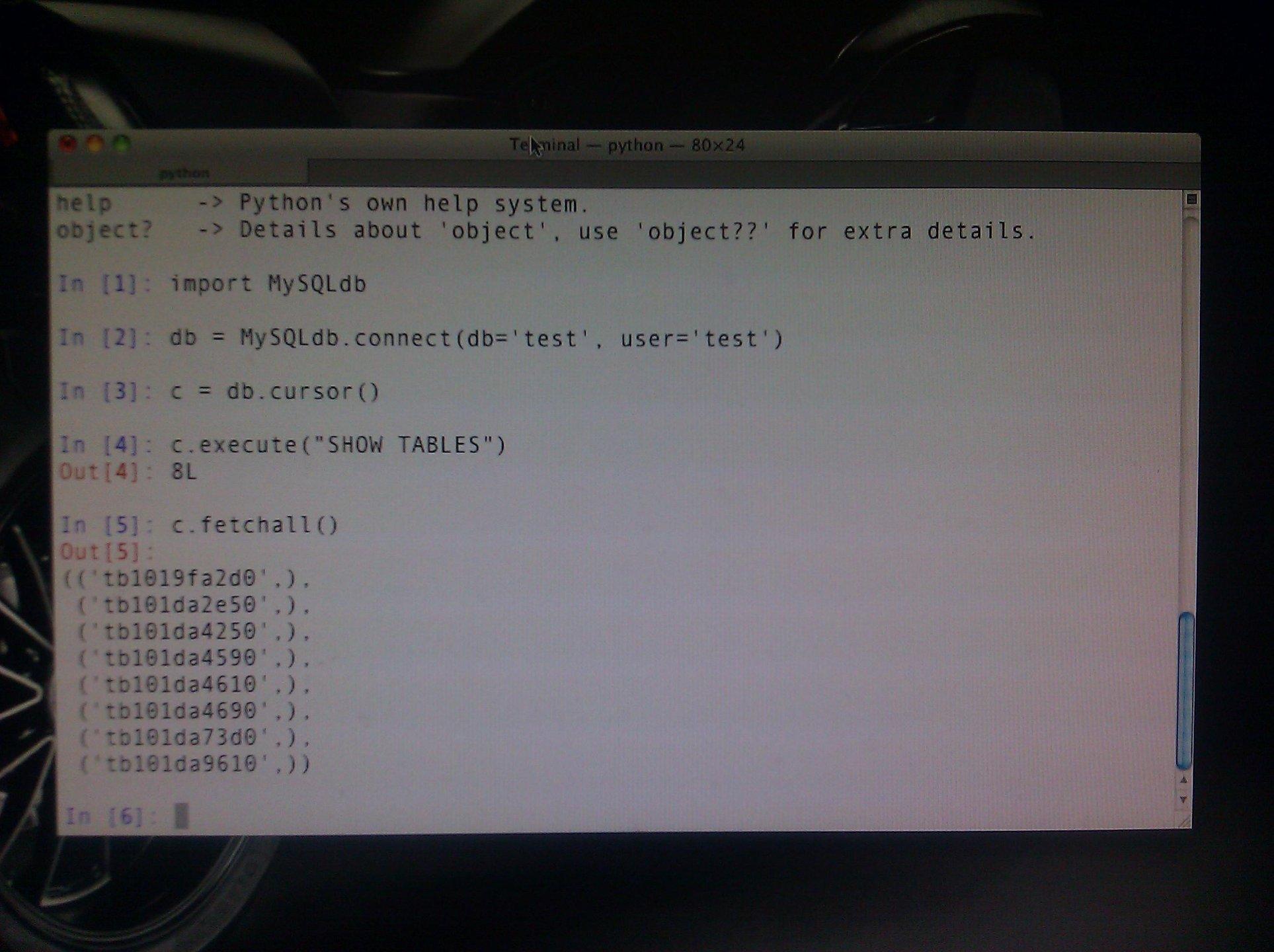 MySQL for Python download | SourceForge net