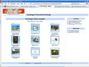 Albums & Images Mixed browser