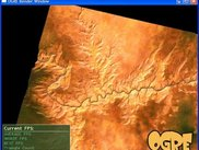 The plsm2 grand canyon running in the server