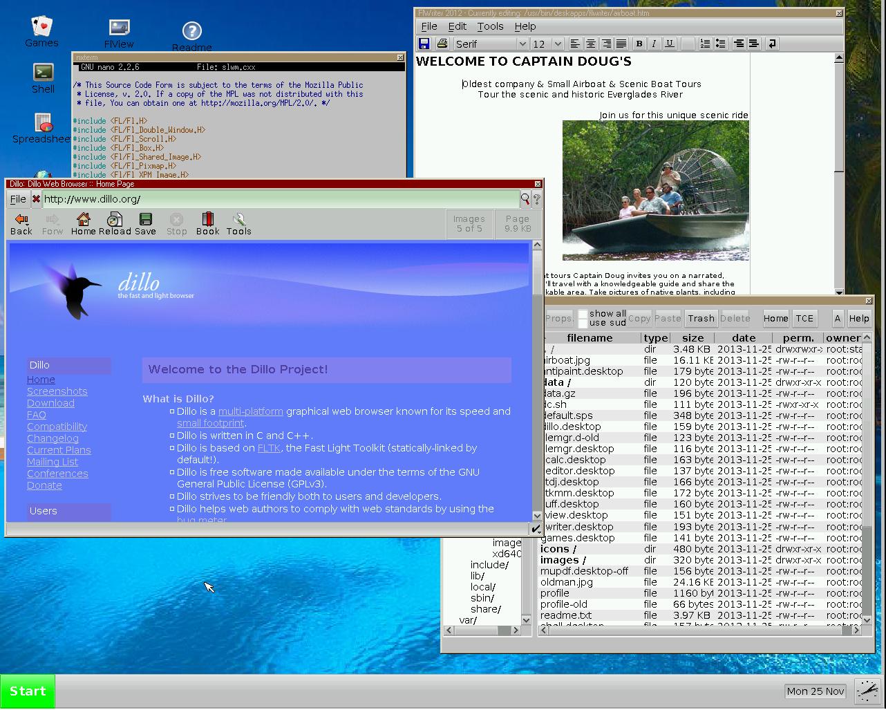 Nanolinux download | SourceForge net