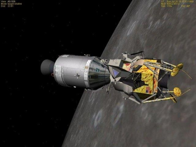apollo space orbit - photo #4