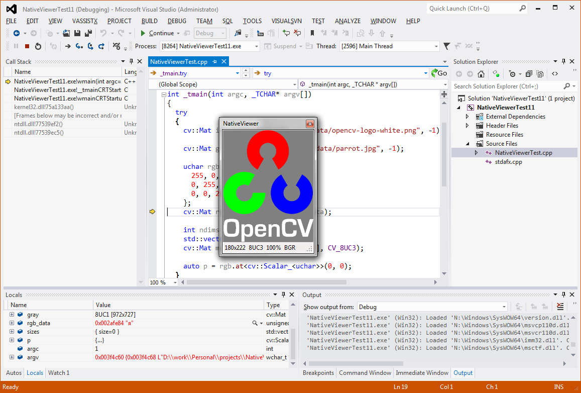 NativeViewer download   SourceForge net