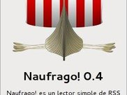 Naufrago! 0.4 RSS about dialog
