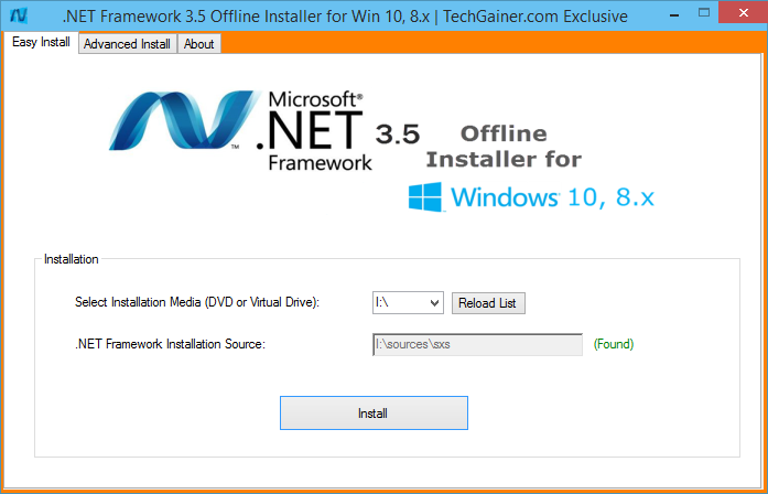 Net framework 4. 0 / 4. 5 (offline and online) download free for.
