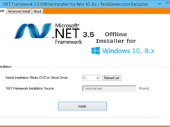 NET Framework 3 5 Offline Installer download | SourceForge net
